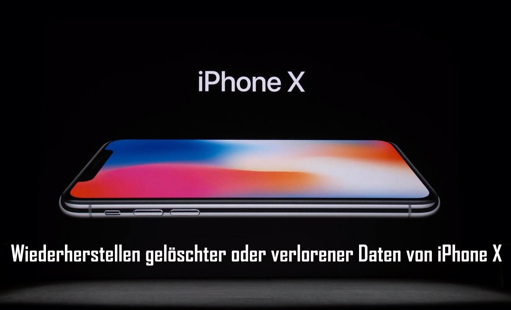 Probleme Mit Iphone X