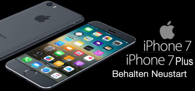 3 Möglichkeiten, verlorene oder gelöschte Daten von iPhone 7/7 Plus zu erholen