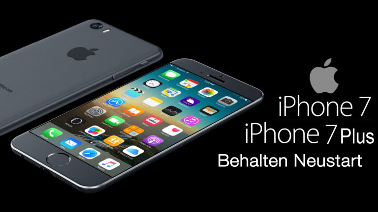 iPhone 7 Datenrettung